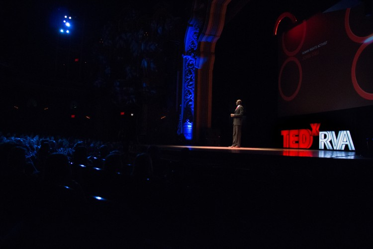 Sinking Roots: My TEDxRVA Story