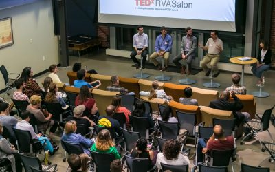 Fresh Perspectives on Sustainability at the April TEDxRVASalon